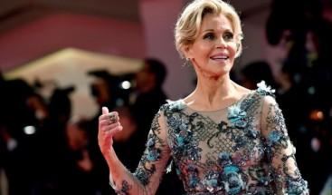Jane Fonda, los 80 años de una actriz que está comenzando