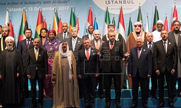 Erdogan acusa a EEUU de quemar el mundo al reconocer a Jerusalén como capital
