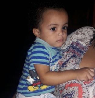 Desconocidos abandonan niño en Bonao