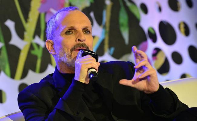 Miguel Bosé será reconocido en Miami por su labor humanitaria
