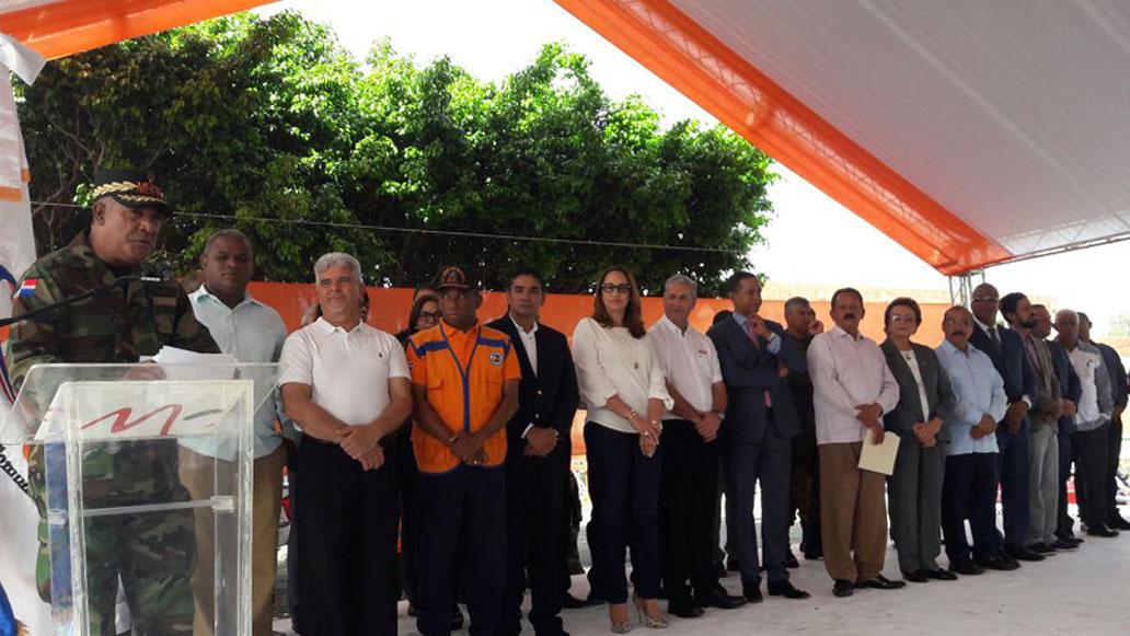 MOPC inicia en regiones del país operativo