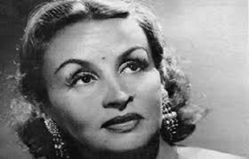 Argentina recuerda a artista de tango Tita Merello tras 15 años de su muerte
