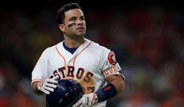 Astros tienen en Altuve al profesional estrella de la temporada 2017