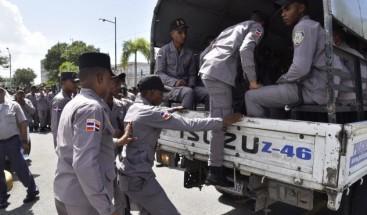 Desmantelan banda que supuestamente realizaba asaltos a negocios en La Vega