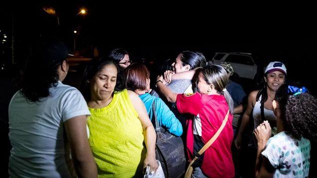 Los 44 excarcelados por Maduro no sabrán hasta enero si tienen libertad plena