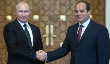Putin propone declarar 2018 como el año del voluntariado