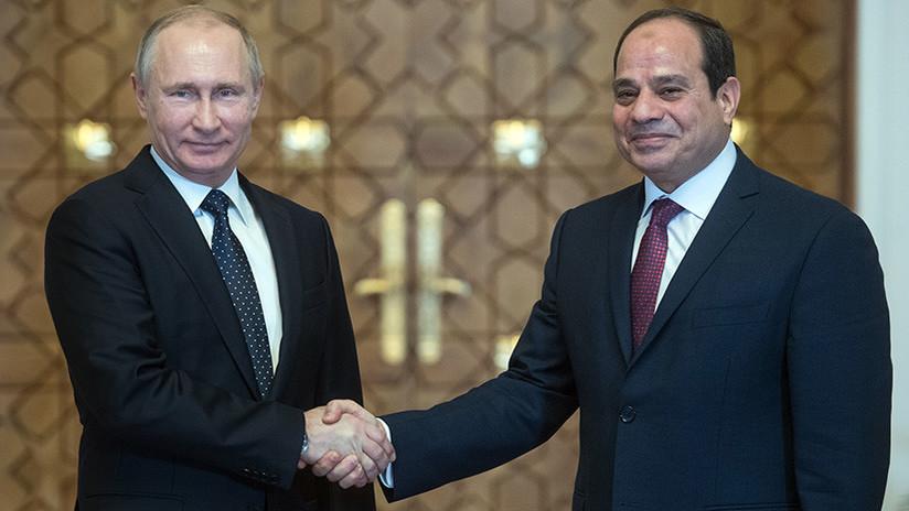 Putin: el mundo ha visto que Rusia tiene un Ejército moderno