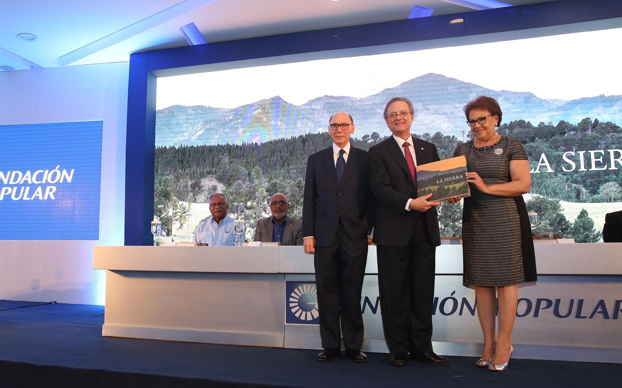 Proyecto editorial y multimedia promueven Plan Sierra