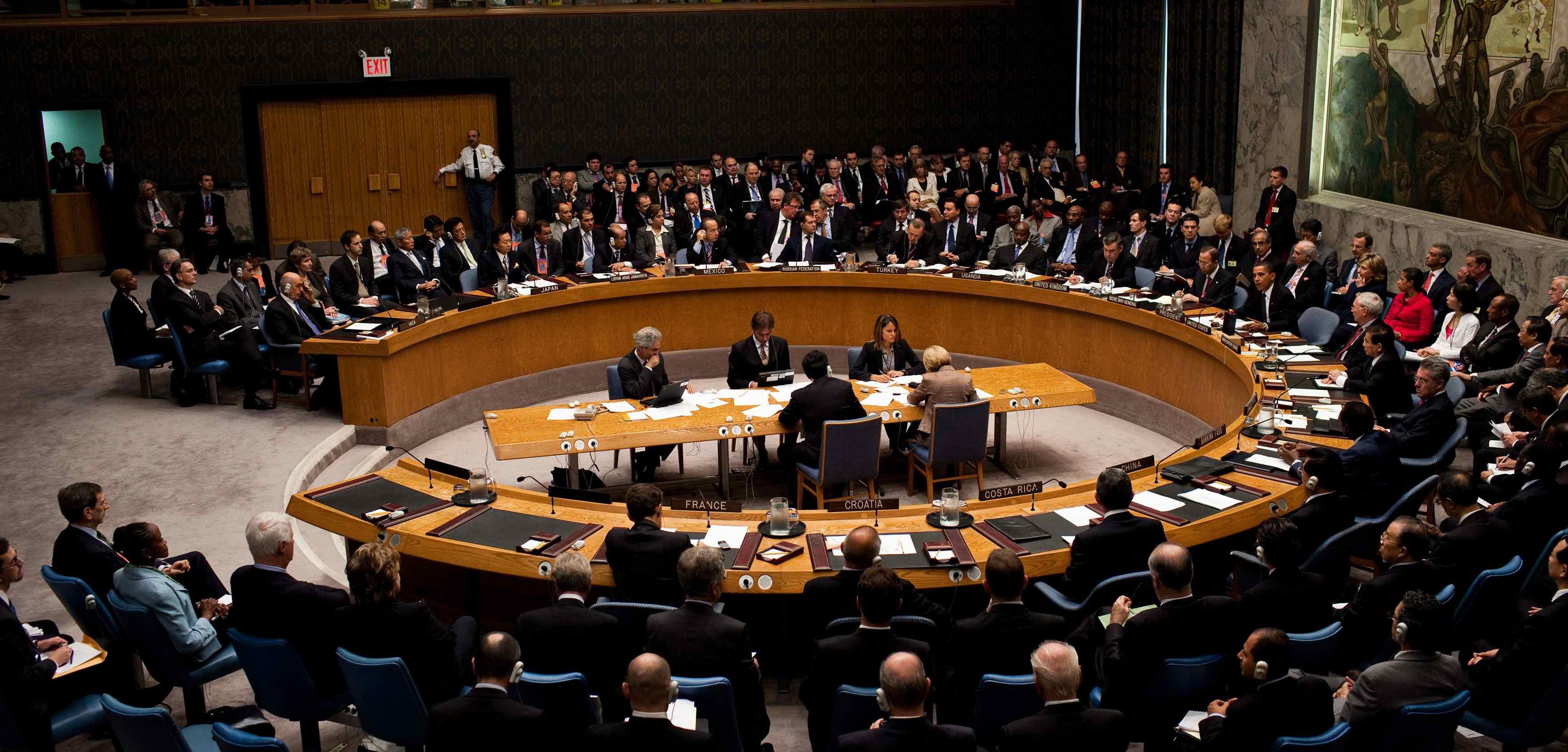 Piden reunión urgente del Consejo de Seguridad por anuncio sobre Jerusalén
