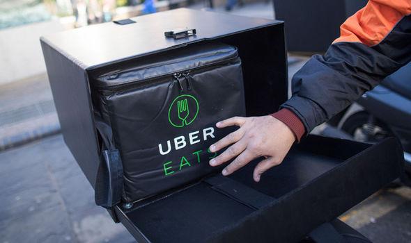 Uber lanza servicio de comidas a domicilio en Costa Rica