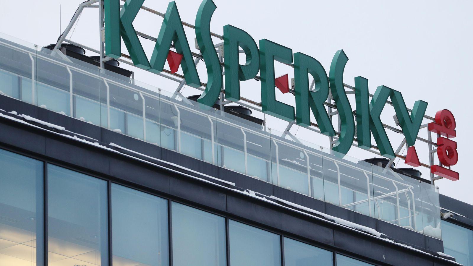 Trump prohíbe el uso del antivirus Kaspersky en las redes del Gobierno
