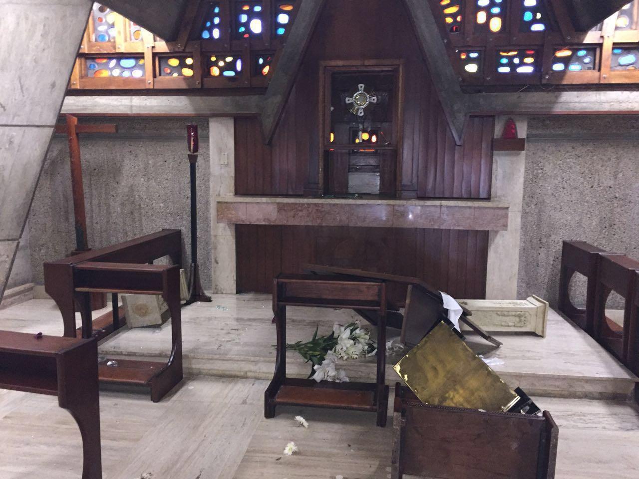 Apresan hombre acusado de destruir propiedad dentro de la Basílica de Higüey