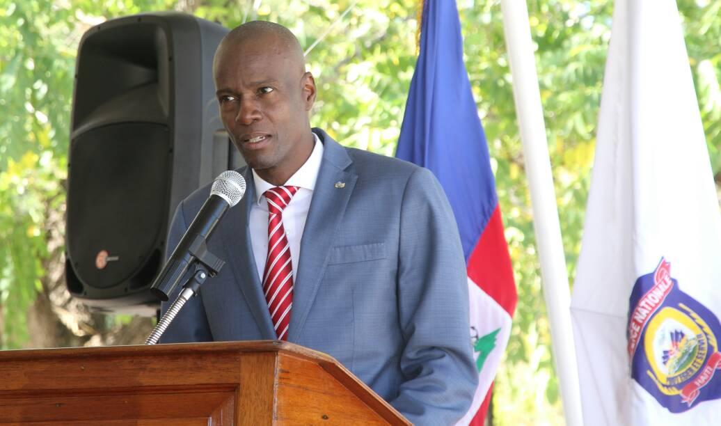 Haití adquiere una policía fronteriza