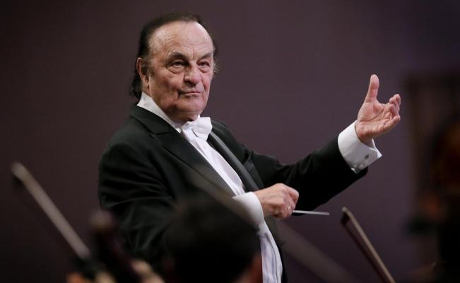 Acusado de abuso sexual Charles Dutoit, de la Filarmónica de Londres