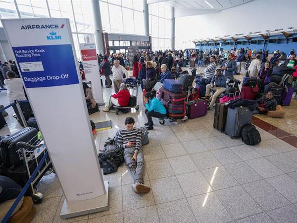 El aeropuerto de Atlanta restablece el suministro eléctrico tras gran apagón