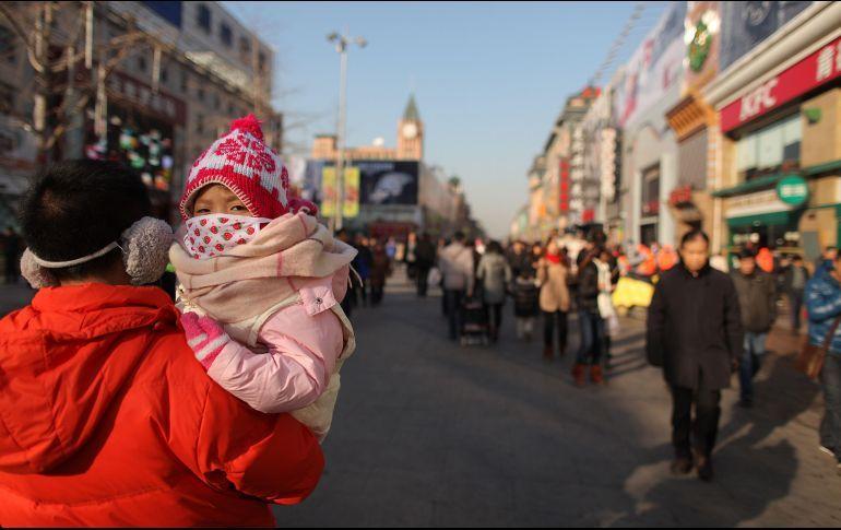 Al menos 17 millones de bebés respiran aire muy contaminado, según Unicef