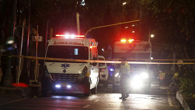 Al menos 40 heridos tras un ataque con una granada en una discoteca de Colombia