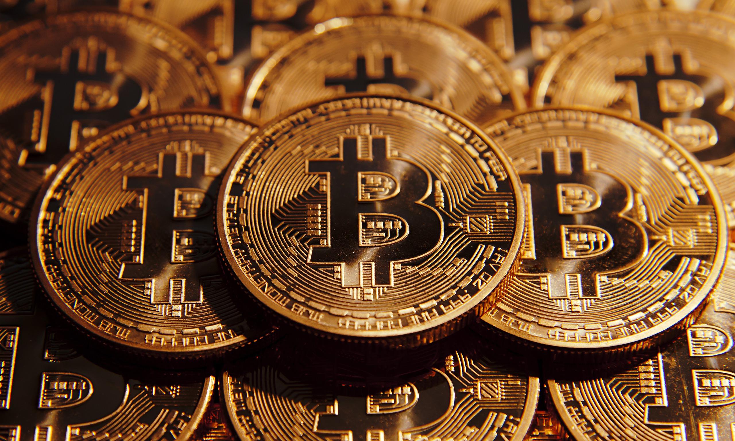 El bitcóin se desploma casi un 12 por ciento tras batir un nuevo récord