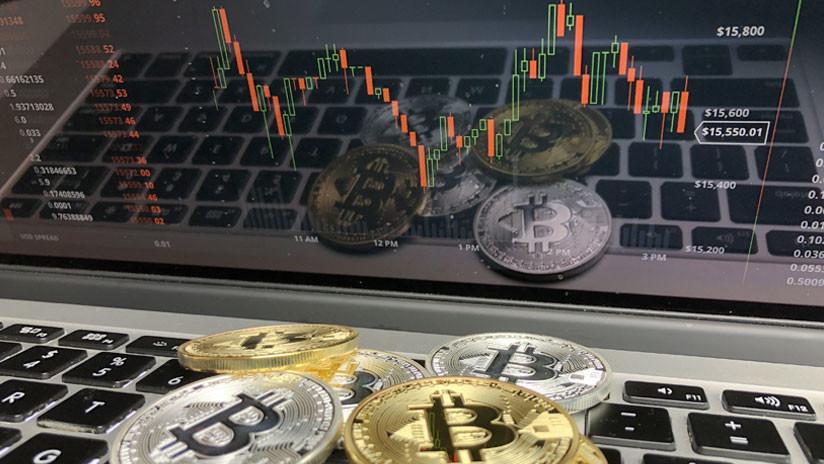 El precio del bitcóin se deploma brevemente por debajo de los 11.000 dólares