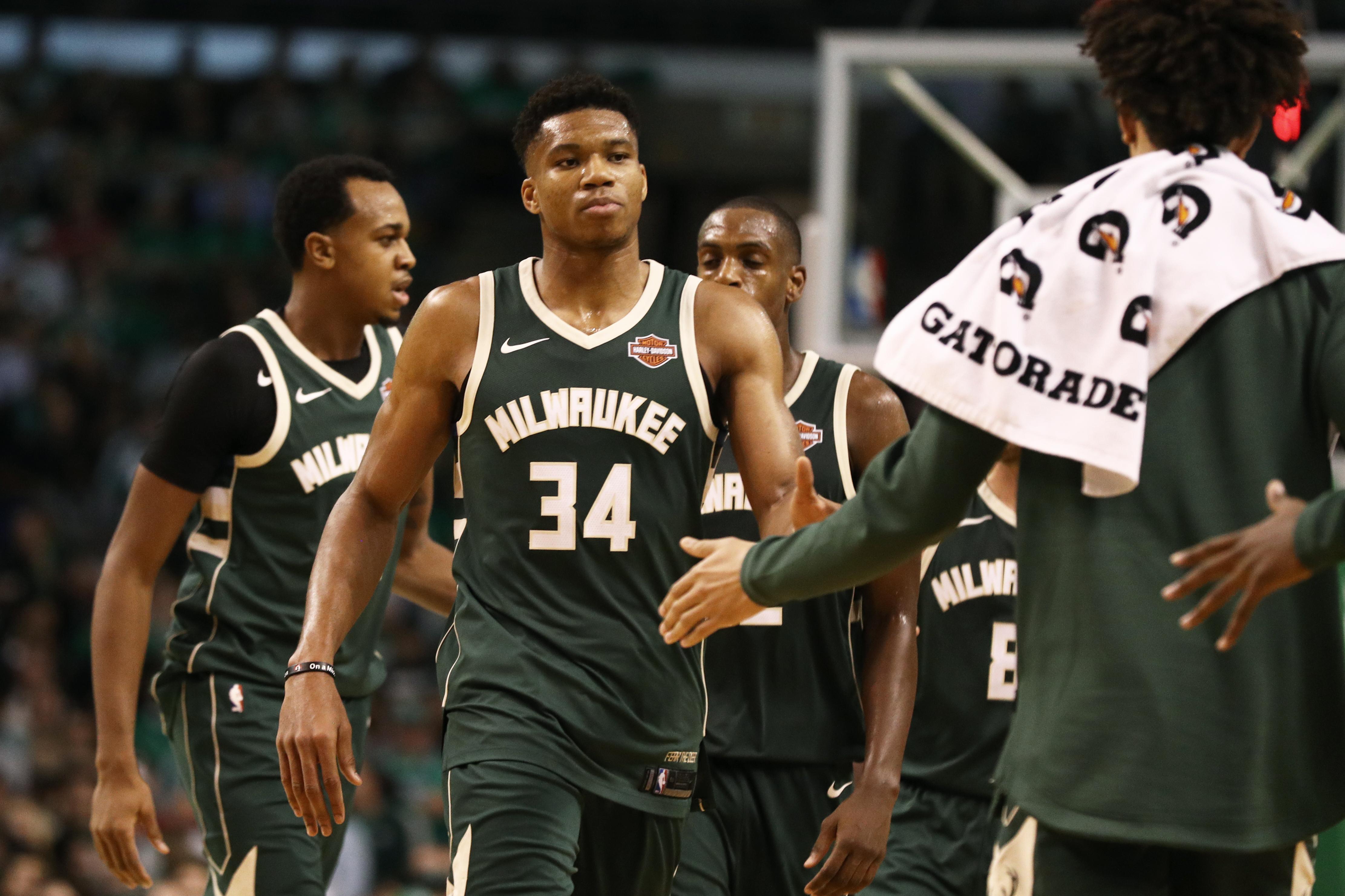 Bucks confirman momento ganador ante Cavaliers; Wizards consolidan liderato