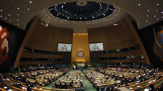 EEUU explora acciones contra condena de la ONU al reconocimiento de Jerusalén