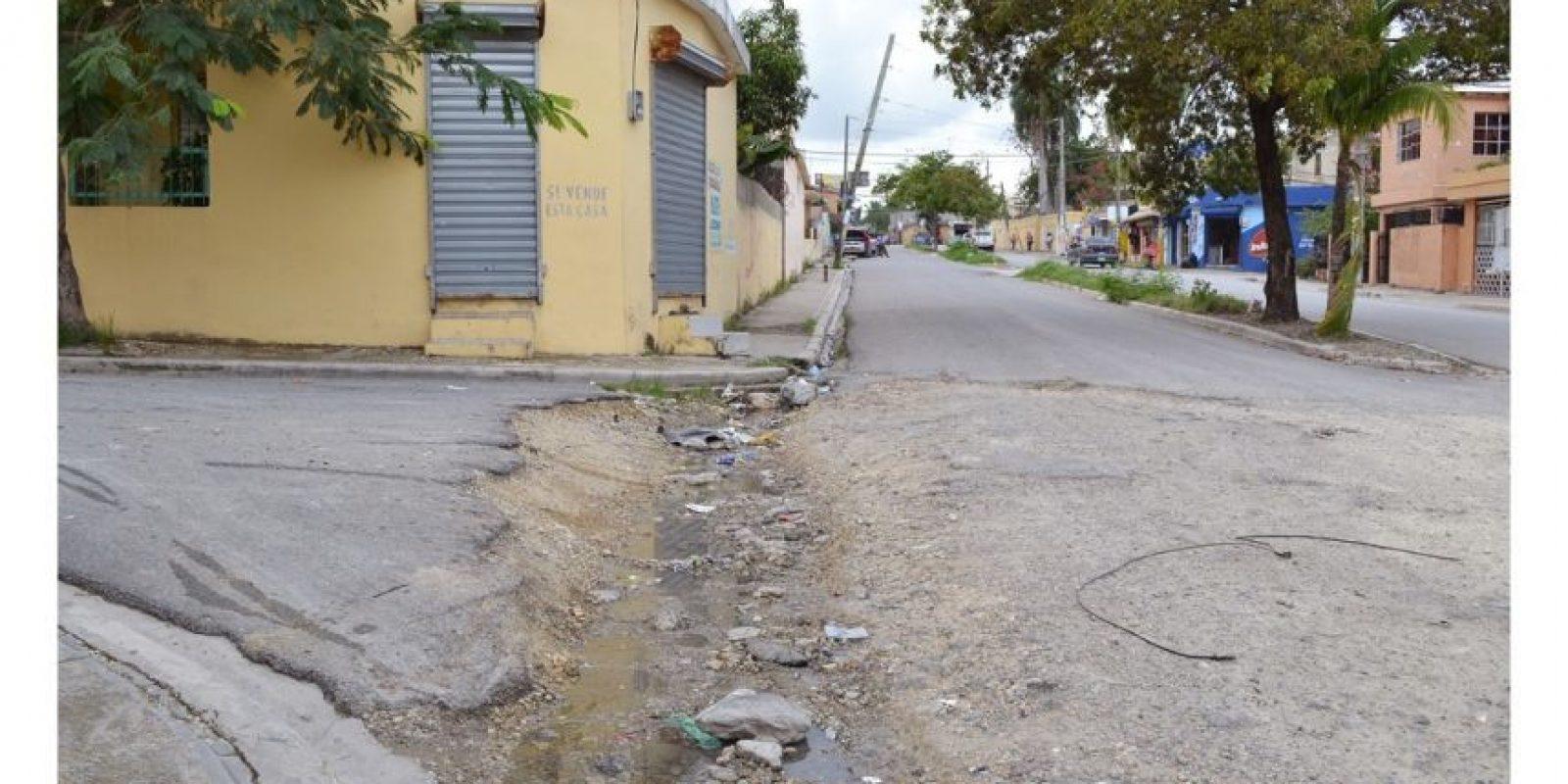 Residentes en barrios de Dajabón preocupados por deterioro de calles