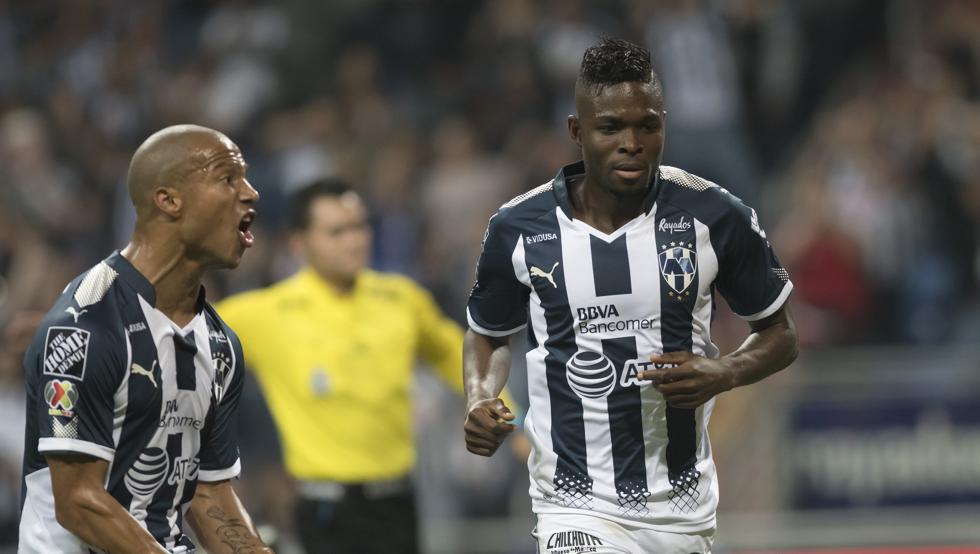 El colombiano Hurtado entrega título de la Copa MX al Monterrey