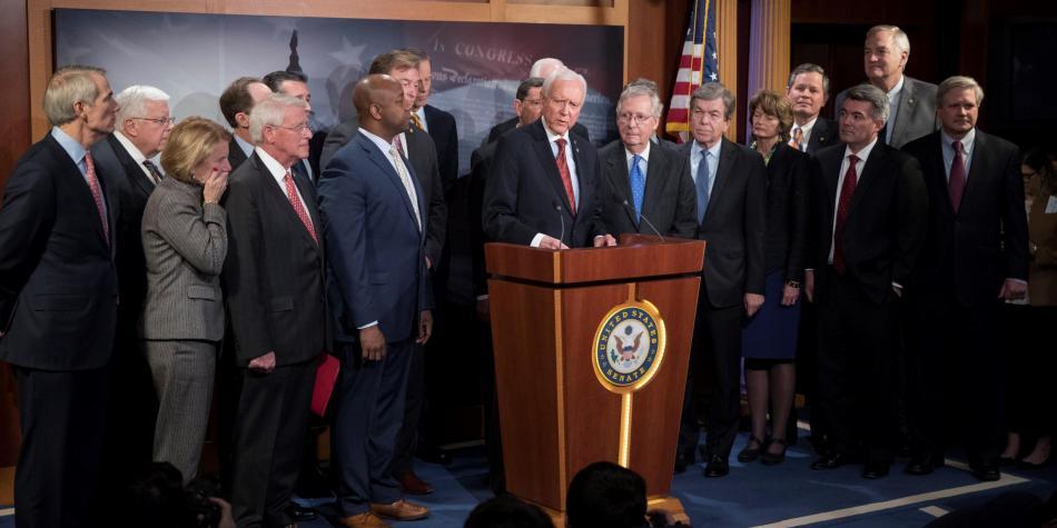 Congreso de EEUU da el visto bueno al recorte impositivo de Trump