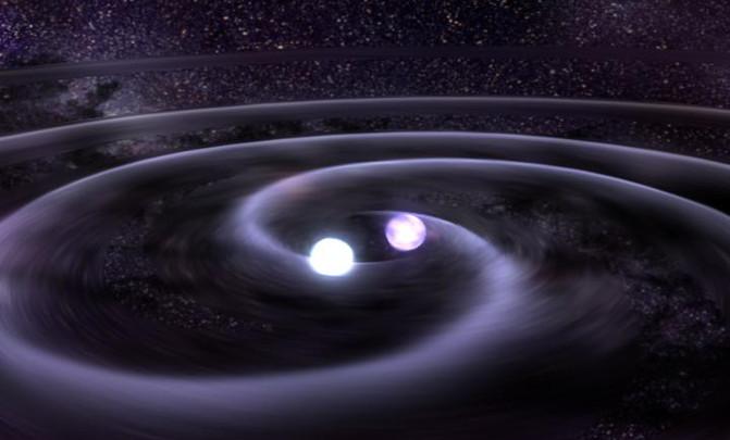 Fusión de dos estrellas de neutrones, gran descubrimiento científico de 2017