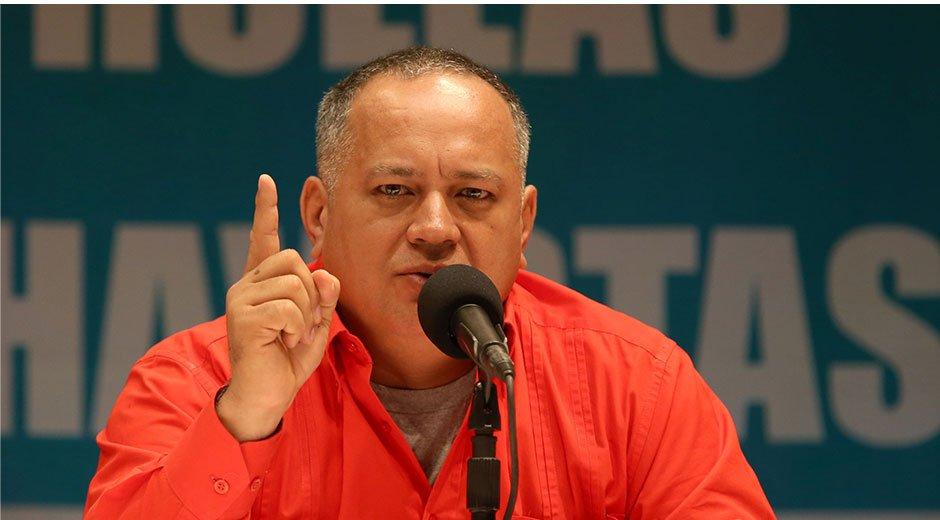 Cabello insiste en que