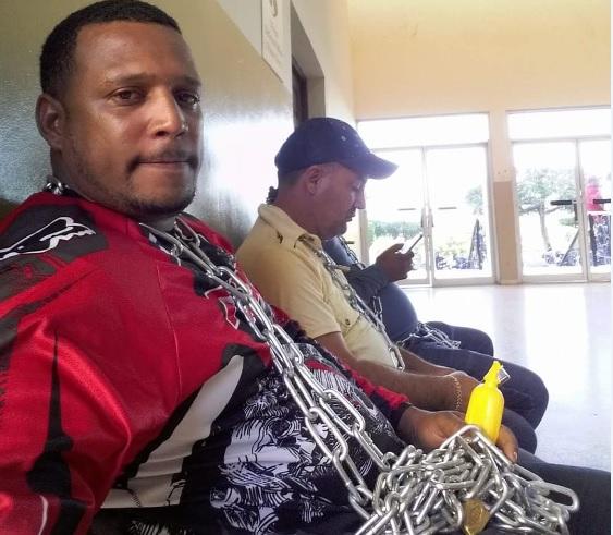 Permanecen en prisión choferes de Fenatrado apresados el pasado lunes