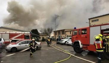Un muerto y 18 heridos en una explosión en una terminal de gas en Austria