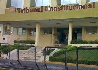 Presidente TC preocupado por feminicidios en el país