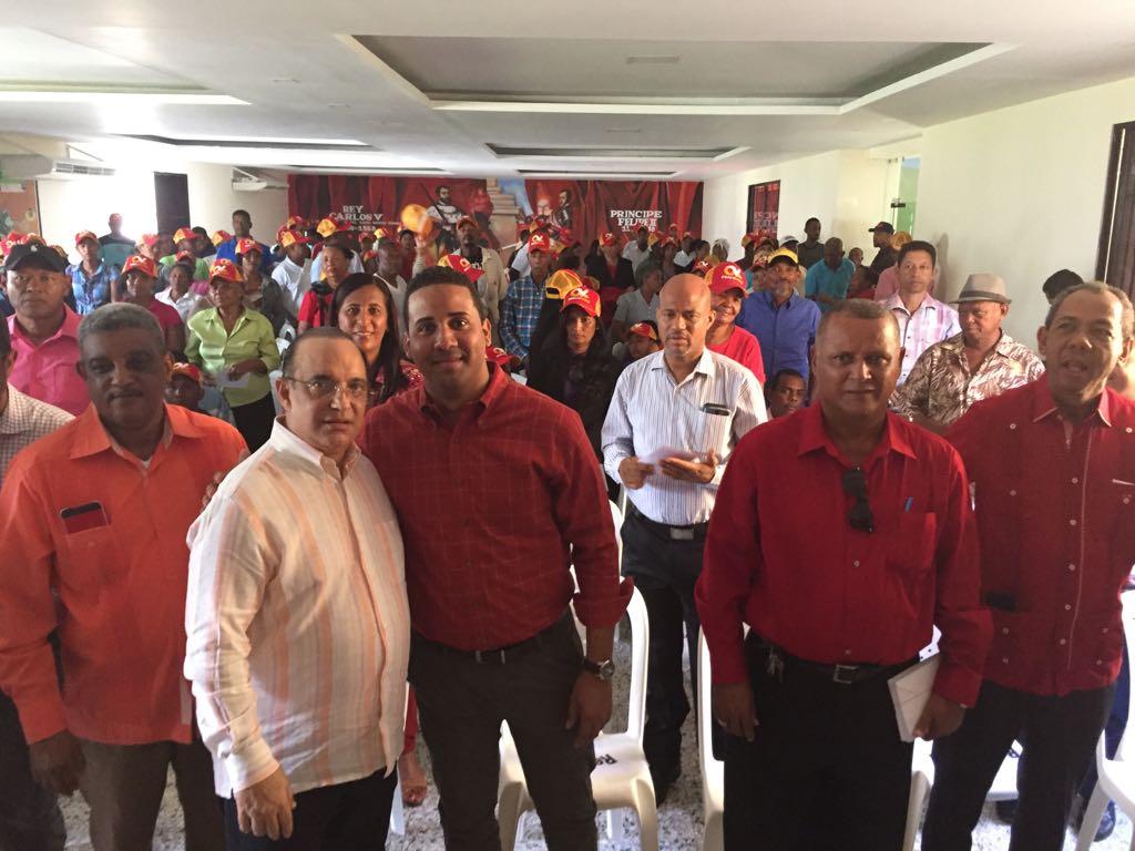 Quique Antún dice a partir de enero el PRSCtomará calles y campos con miras elecciones 2020