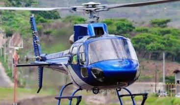 Helicóptero hondureño accidentado con seis personas no reportó emergencia