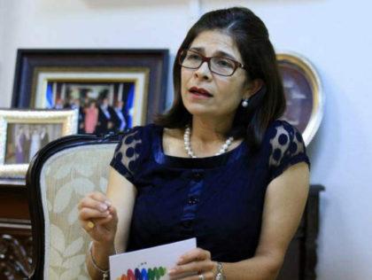 Entregan a parientes los restos de la hermana del presidente hondureño