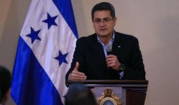 Hernández declarado nuevo presidente electo de Honduras