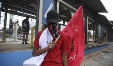 Honduras amanece con bloqueo de carreteras en importantes ciudades
