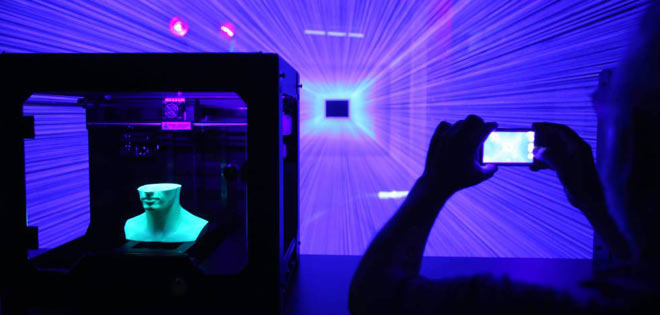 Desarrollan tecnología virtual en 3D para