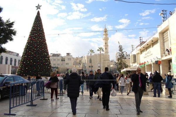Comienzan los festejos navideños en Belén
