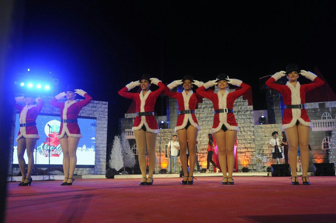 Alcaldía de Santo Domingo Este deja abierto Parque de las Luces