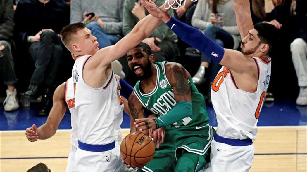 Irving evita derrotas seguidas a los Celtics