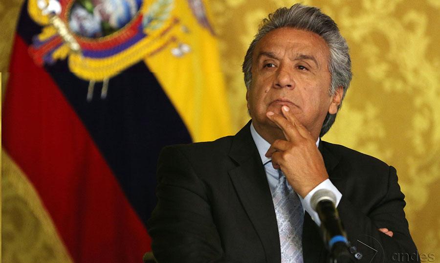 Lenín Moreno cree condena a Glas muestra la independencia judicial en Ecuador
