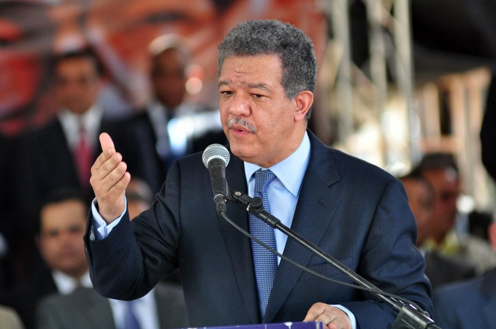 Leonel Fernández es muy temprano para hablar de mis aspiraciones política con miras al 2020