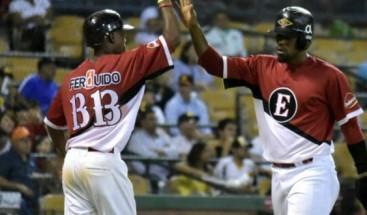 Leones logran primera victoria en semifinal del béisbol dominicano