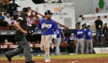 Tigres de Licey pican delante en semifinal del béisbol dominicano