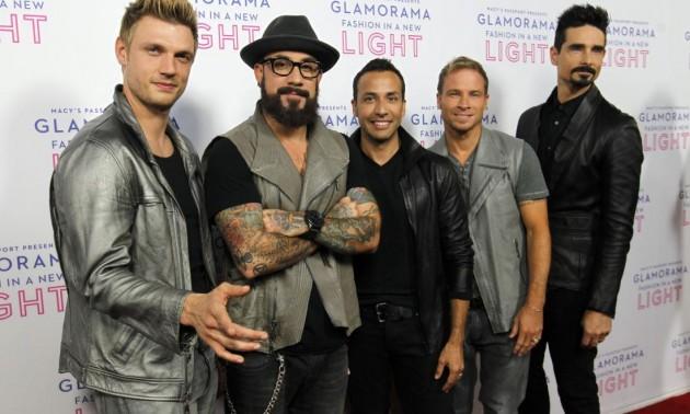 Los Backstreet Boys cierran gira en Cancún y preparan su 25 aniversario