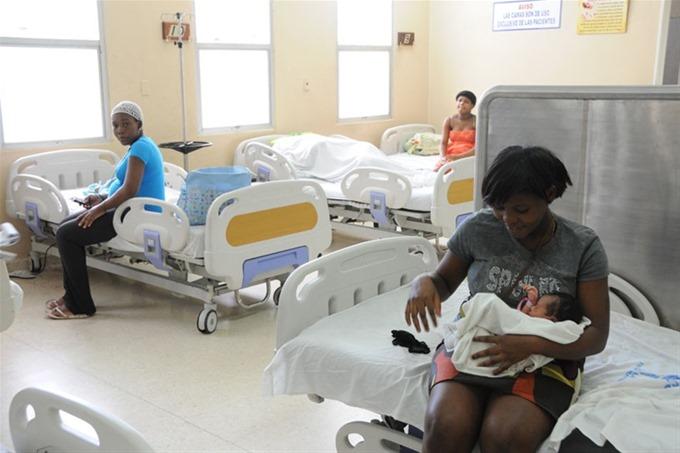 Coalición ONG y la comisión de los derechos humanos piden destituir director de la Maternidad de Seguro por muerte de recién nacida