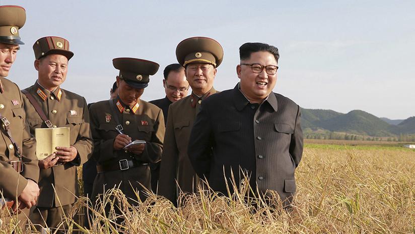 Revelan un acuerdo secreto entre EE.UU. y China sobre Corea del Norte