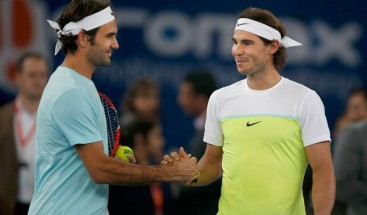 Nadal y Federer, mejores deportistas del año para Lequipe